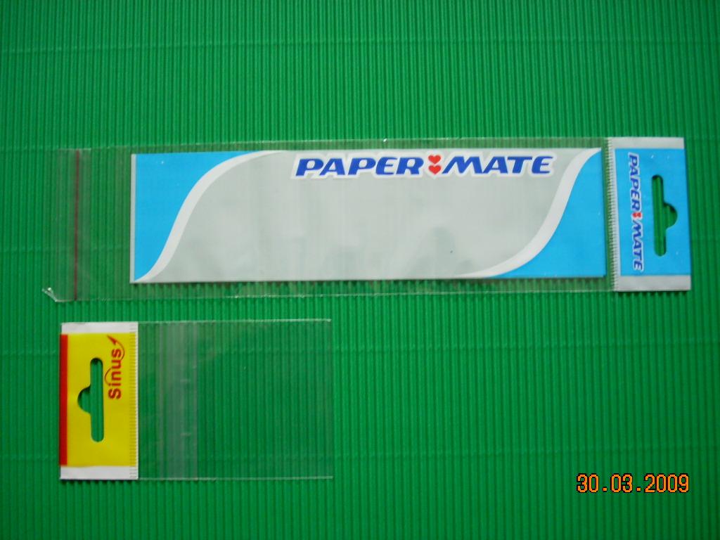 пакет упаковочный полипропиленовый с клапаном скотчем